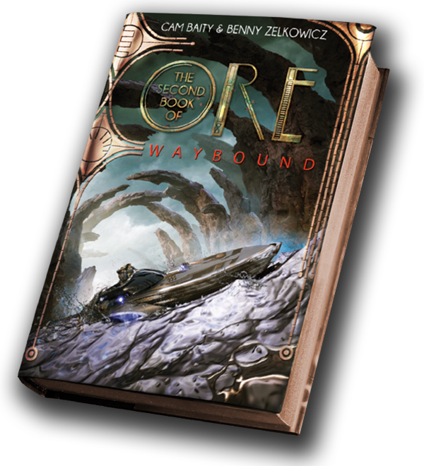 The Foundry's Edge book cover