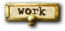 library style label for 'our work.'